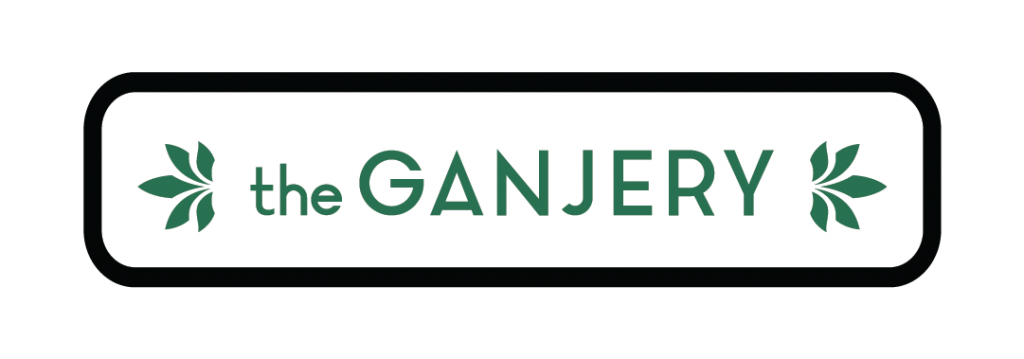 The Ganjery Logo pill