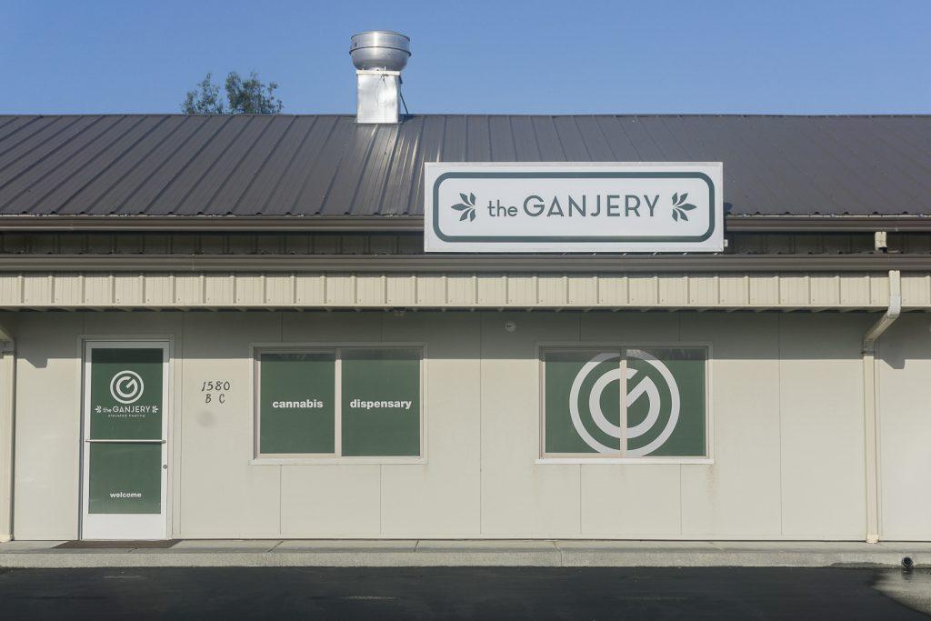 The Ganjery Exterior